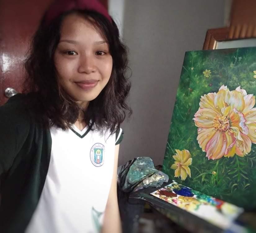 Chressa Yee Rufon